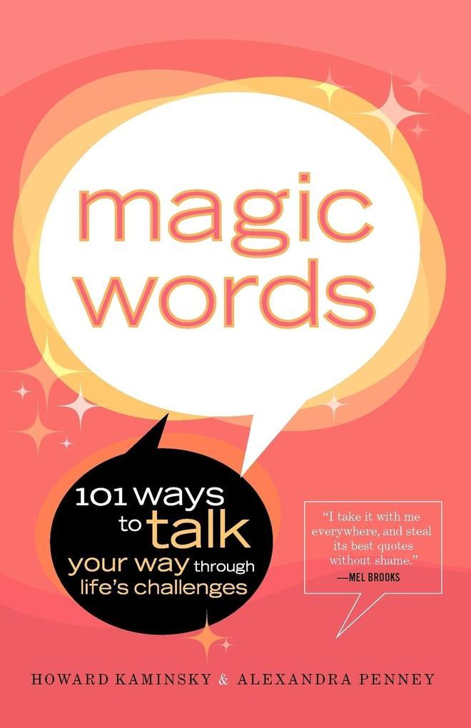 Magic Words als Taschenbuch