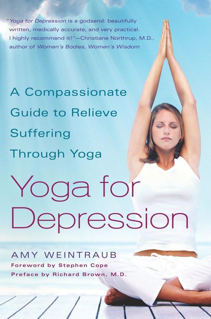 Yoga For Depression als Taschenbuch