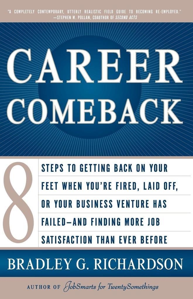 Career Comeback als Taschenbuch