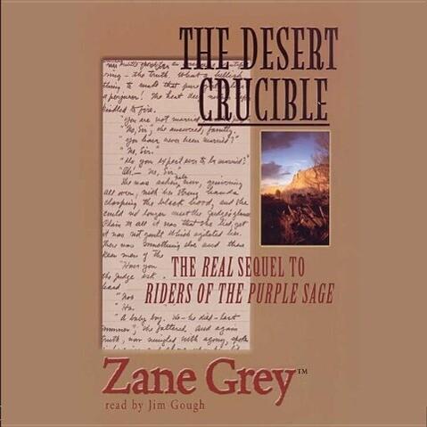 The Desert Crucible als Hörbuch