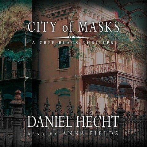 City of Masks als Hörbuch