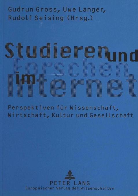 Studieren und Forschen im Internet als Buch von