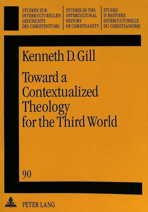 Toward a Contextualized Theology for the Third ...