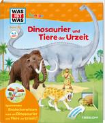 WAS IST WAS Junior Band 30. Dinosaurier und Tiere der Urzeit