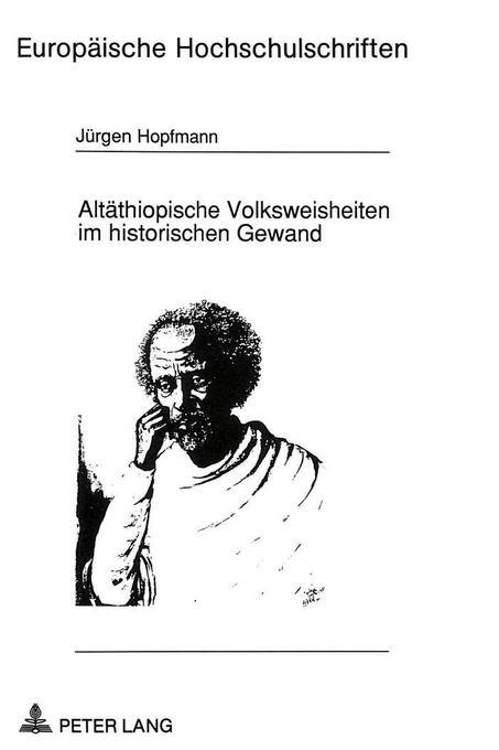 Altäthiopische Volksweisheiten im historischen ...