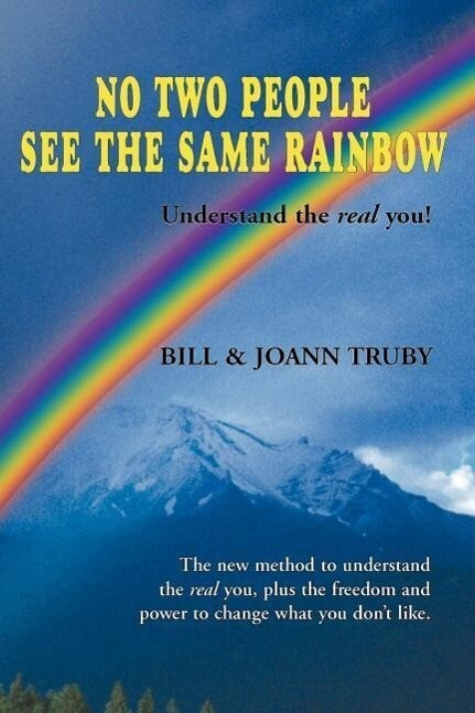 No Two People See the Same Rainbow als Taschenbuch