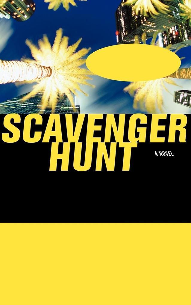 Scavenger Hunt als Taschenbuch