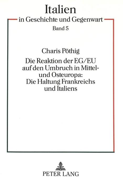Die Reaktion der EG/EU auf den Umbruch in Mitte...