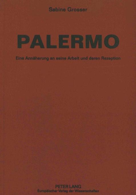 Palermo als Buch