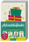Adventskalender: 24 Geschenktüten zum Selbstgestalten