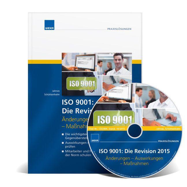 ISO 9001: Die Revision 2015 als Buch von