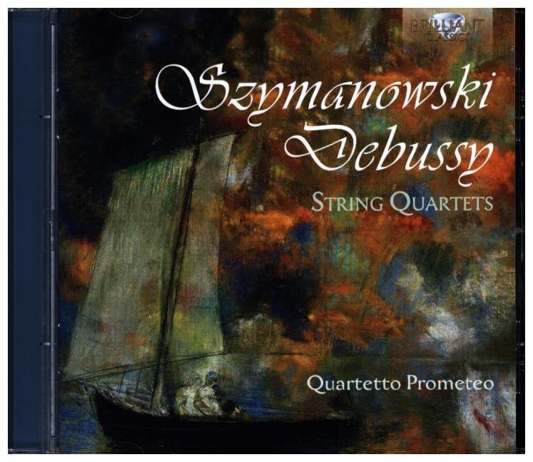 Szymanowsky / Debussy: String Quartets