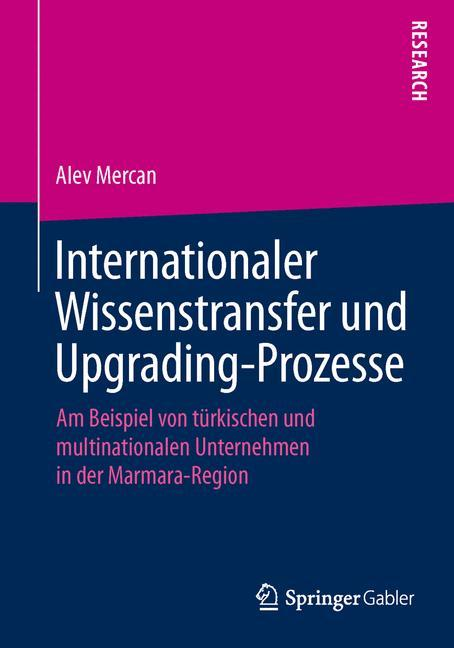 Internationaler Wissenstransfer und Upgrading-P...