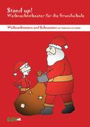 Stand up! Weihnachtstheater für die Grundschule, m. Audio-CD