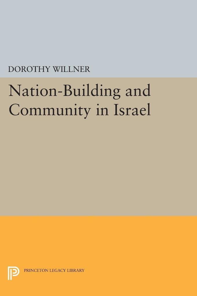 Nation-Building and Community in Israel als eBo...