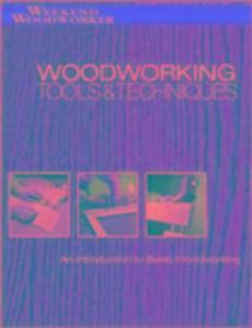 Woodworking Tools and Techniques als Taschenbuch