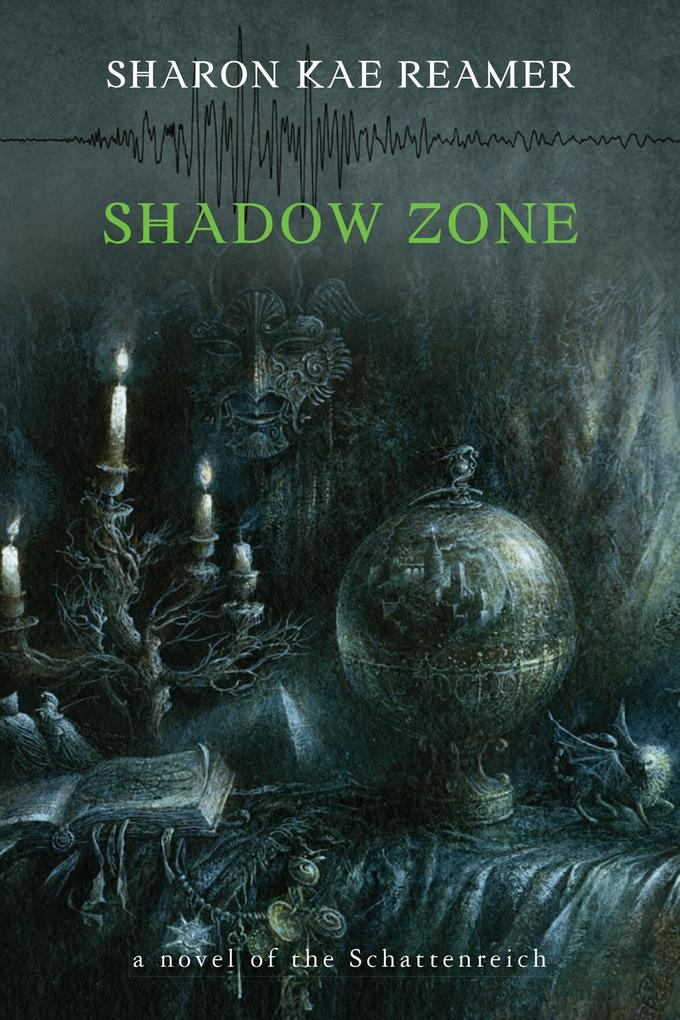 Shadow Zone (The Schattenreich, #4) als eBook