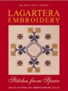 Lagartera Embroidery & Stitches from Spain als Taschenbuch