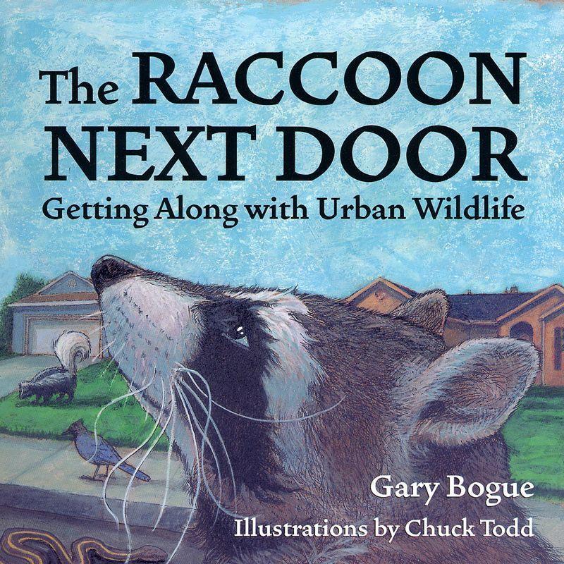 The Raccoon Next Door: Creatures of the Urban Wilderness als Taschenbuch