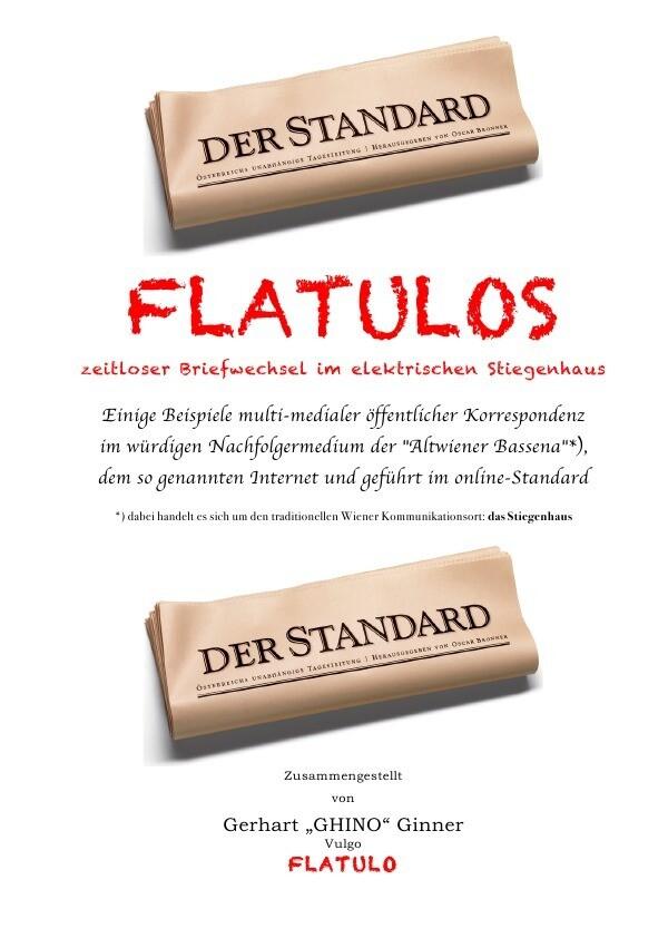 Flatulos zeitloser Briefwechsel im elektrischen Stiegenhaus als Buch (kartoniert)
