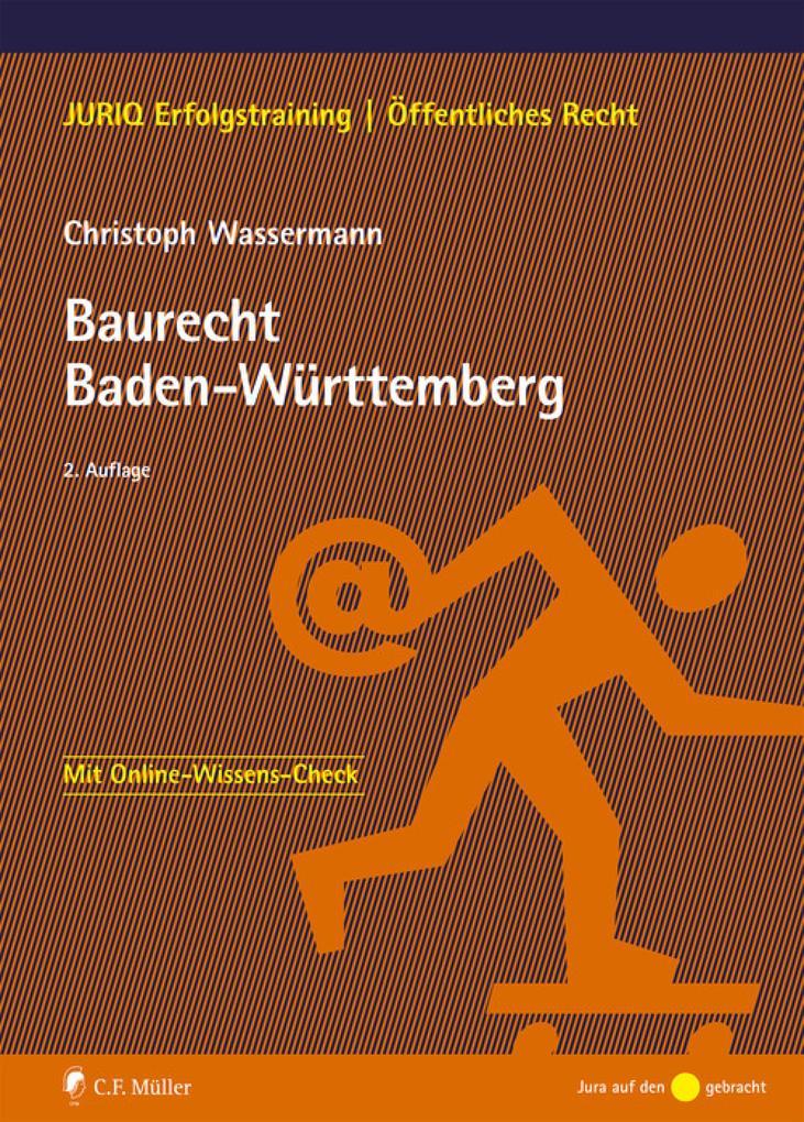Baurecht Baden-Württemberg als eBook Download v...