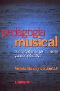PEDAGOGIA MUSICAL als Taschenbuch