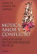 MUSICA AMOR Y CONFLICTO als Taschenbuch