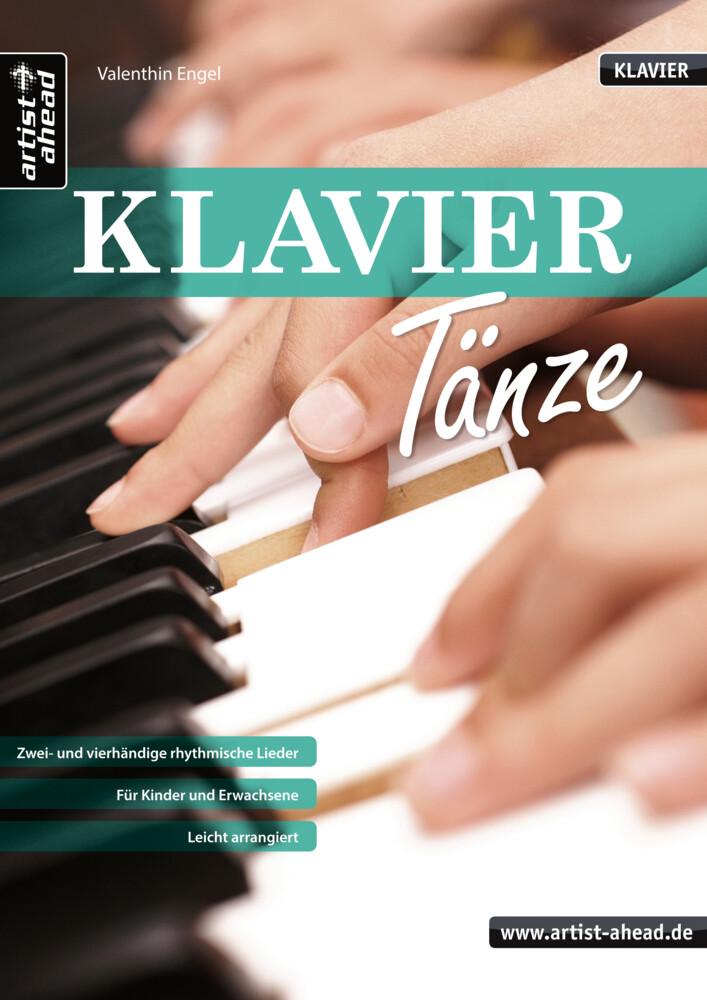 Klaviertänze als Buch