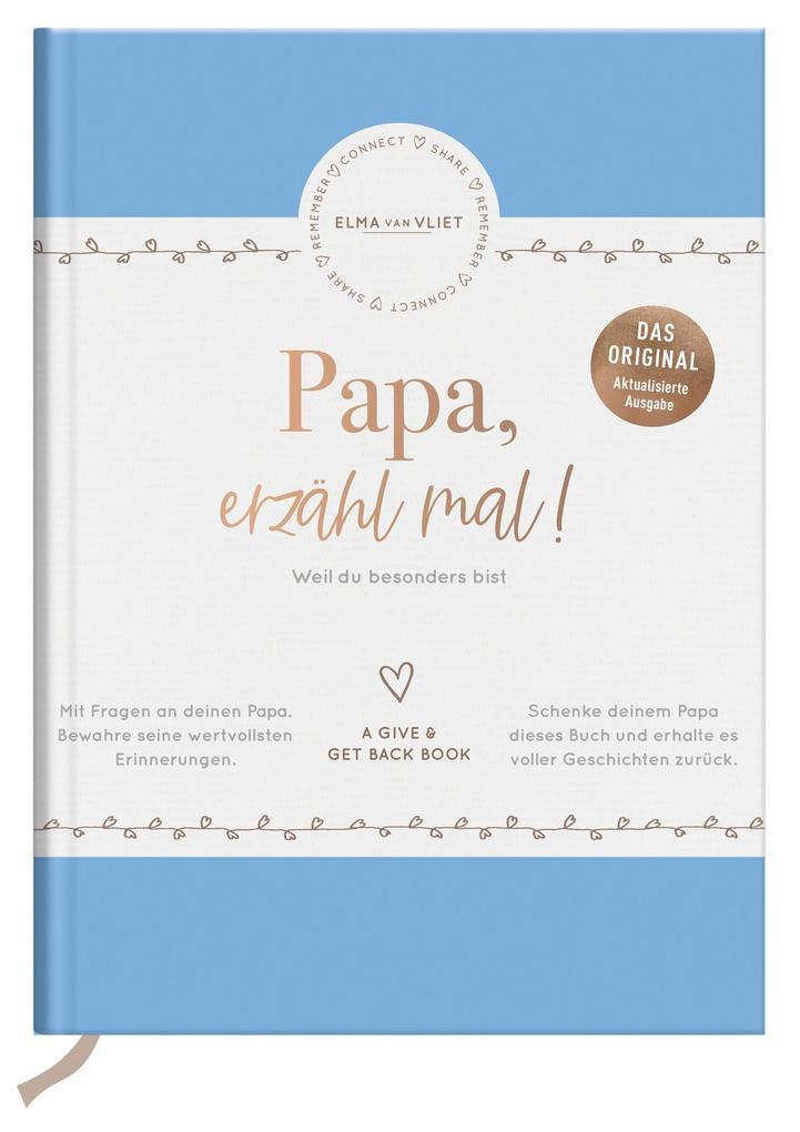 Papa, erzähl mal als Buch