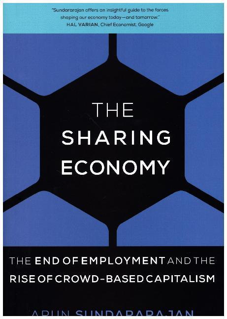 Sharing Economy als Buch von Arun Sundararajan