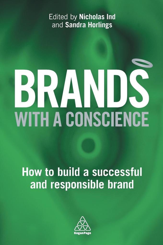 Brands with a Conscience als Buch von Nicholas ...