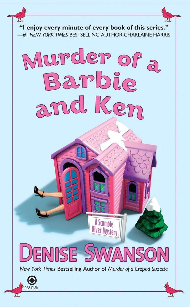 Murder of a Barbie and Ken: A Scumble River Mystery als Taschenbuch