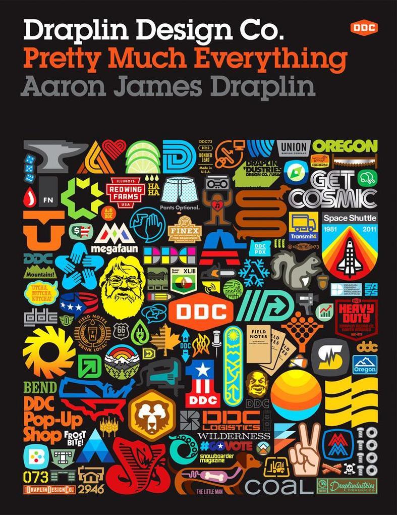 Draplin Design Co. als Buch von Aaron James Dra...