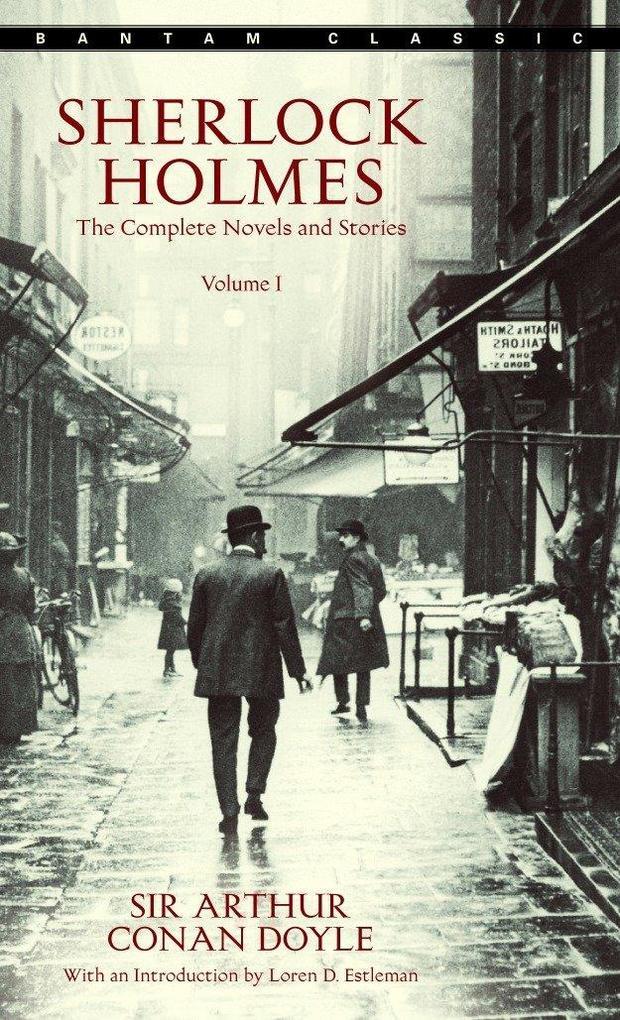 Sherlock Holmes 1 als Taschenbuch