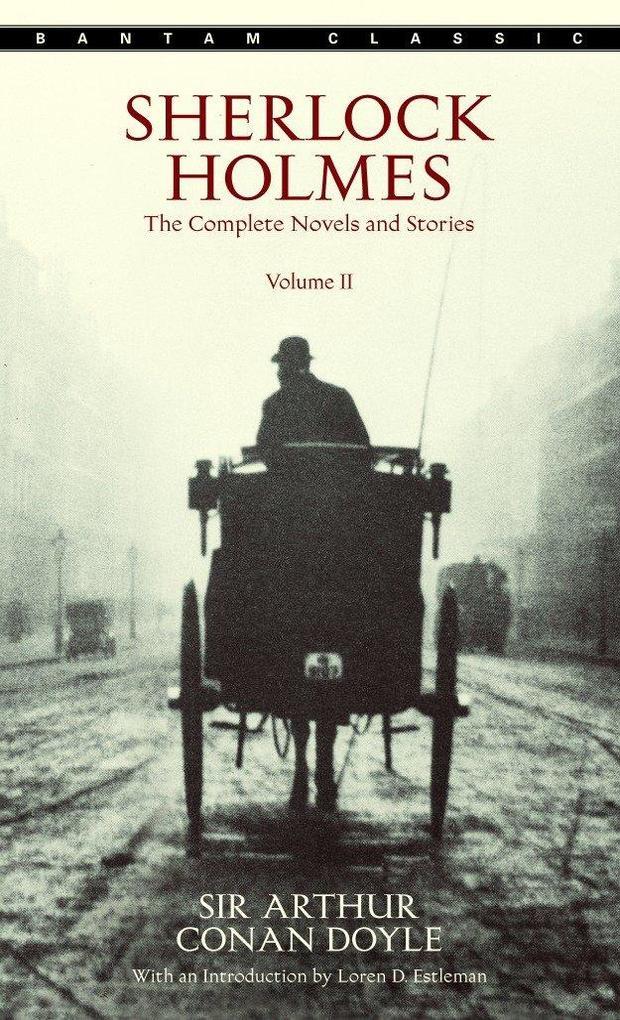 Sherlock Holmes 2 als Taschenbuch