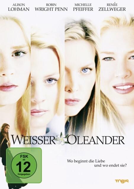 Weisser Oleander als DVD