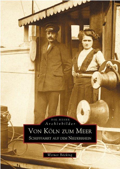 Von Köln zum Meer als Buch