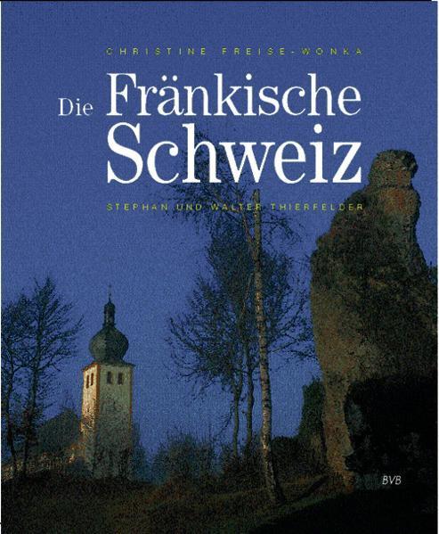 Die Fränkische Schweiz als Buch