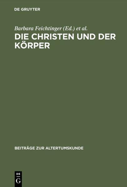 Die Christen und der Körper als Buch