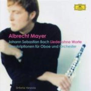 Lieder Ohne Worte (Bach-Transkriptionen) als CD