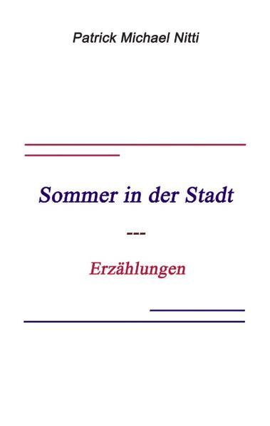Sommer in der Stadt als Buch