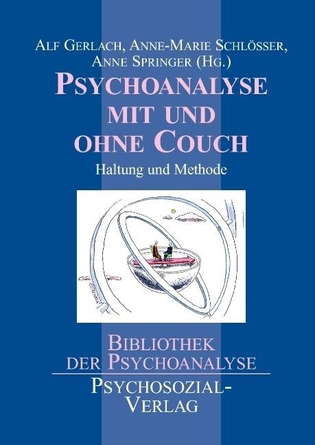 Psychoanalyse mit und ohne Couch als Buch