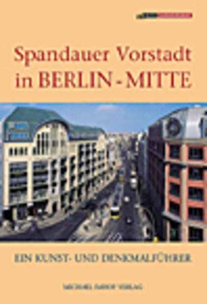 Spandauer Vorstadt in Berlin-Mitte als Buch
