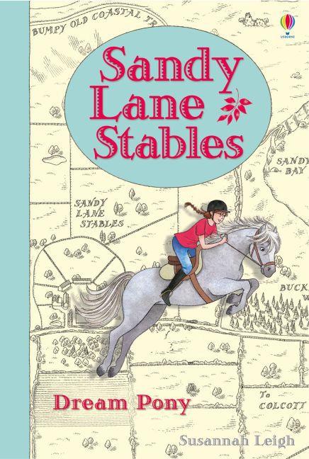 Sandy Lane Stables: Dream Pony als Buch von Sus...