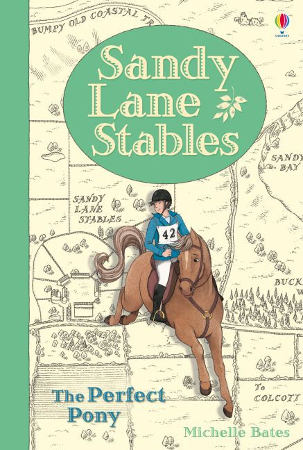 Sandy Lane Stables - The Perfect Pony als Buch ...