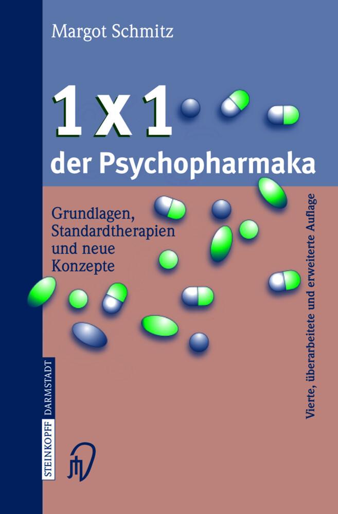 1 x 1 der Psychopharmaka als Buch