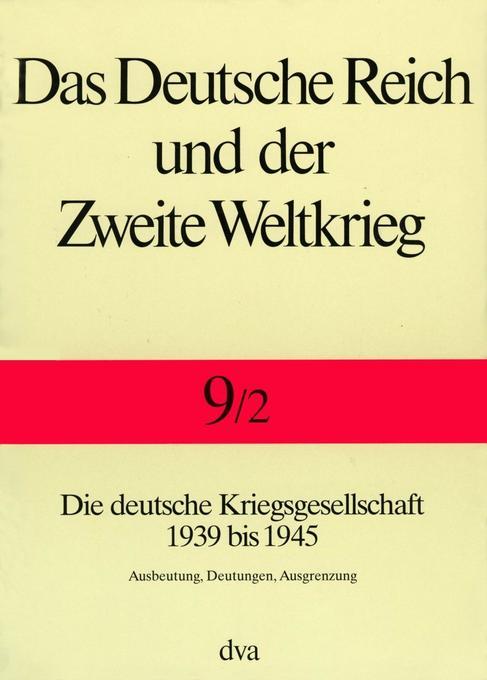 Staat und Gesellschaft im Kriege 1939 bis 1945 als Buch