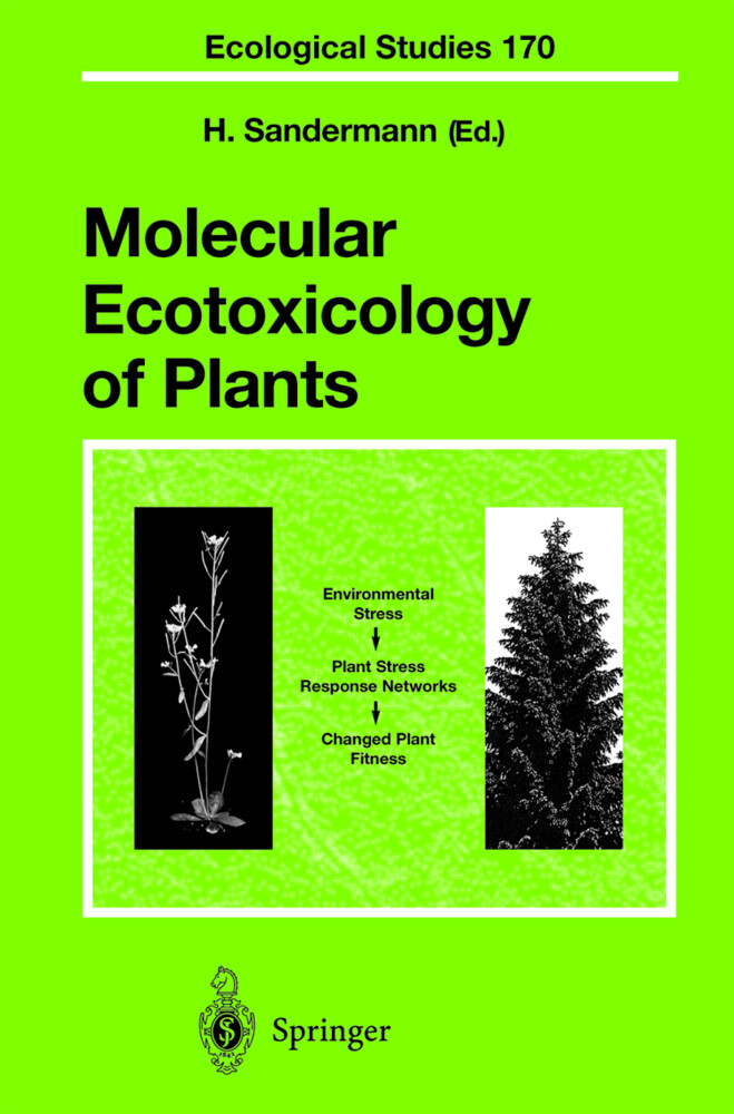 Molecular Ecotoxicology of Plants als Buch