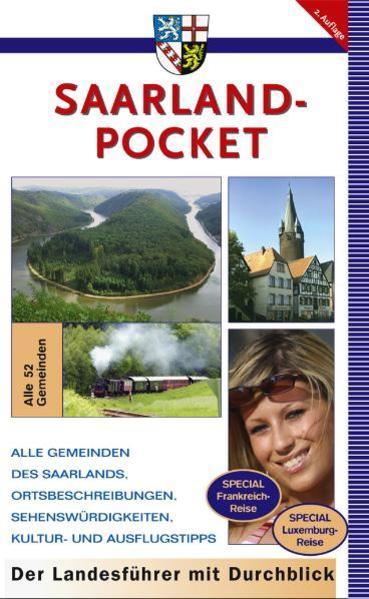 Saarland Pocket als Buch