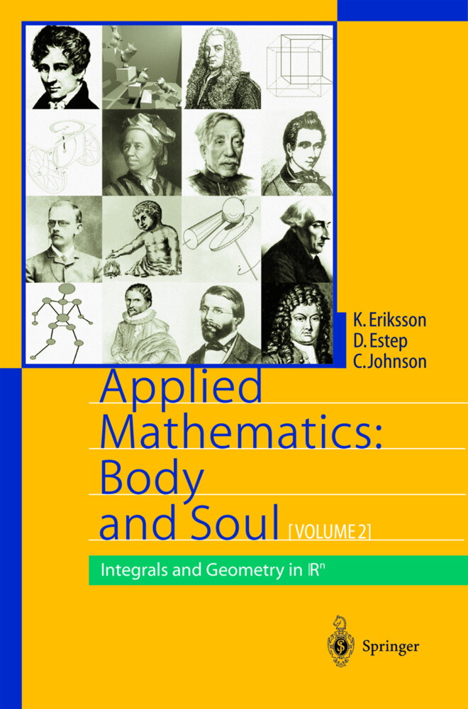 Applied Mathematics: Body and Soul als Buch